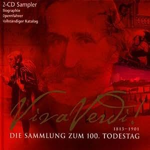 Viva Verdi ( 2 CD + biographie + guide des opéras)