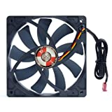 Scythe SY1225 DB12SH Slip Stream Double Ball Bearing Case Fan 120 mm, 120)