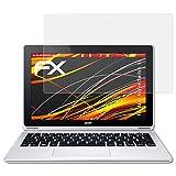 atFolix Schutzfolie kompatibel mit Acer Aspire Switch 11 Bildschirmschutzfolie, HD-Entspiegelung FX Folie (2X)