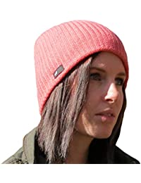 a7788df56a9 Daily Beanie Hat Skull Cap for Men or Women with Bonus Keychain (Many  Colors)