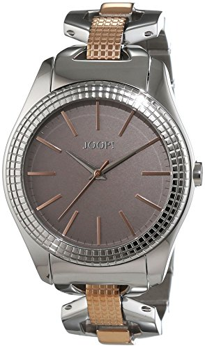 Joop! Damen-Armbanduhr Kelly Analog Quarz Edelstahl JP101562002
