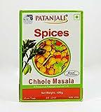 #9: Patanjali Chhole Masala, 100g