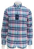 Gant Rugger Madras Freizeithemd kariert, Größe:XL;Farbe:Blau-Multicolor(423)