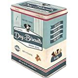 Nostalgic-Art 30145 PfotenSchild - Dog Biscuits, Vorratsdose L