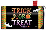 Best Briarwood Lane Garden Decors - Halloween Trick or Treat Magnetic Mailbox Cover Holiday Review