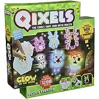QIXELS Glow-in-The Dark Design Creator Toy by Qixels