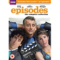 Episodes - The Complete Collection
