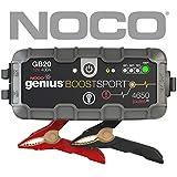 NOCO Boost Sport GB20 400 Amperios 12V UltraSafe Litio Arrancador de Batería de Coche para hasta 4L de Gasolina Motores