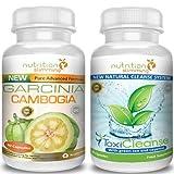 Garcinia Cambogia & Detox - Consigliato Dt. Oz - Dimagrimento e pulizia del colon in modo naturale e senza controindicazioni....