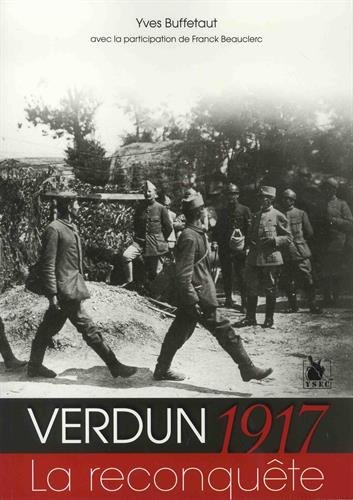 Verdun 1917 - La reconquête
