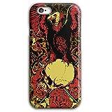 Trauer Adler Rose Schädel Grab Garten iPhone 6 Plus / 6S Plus Hülle | Wellcoda