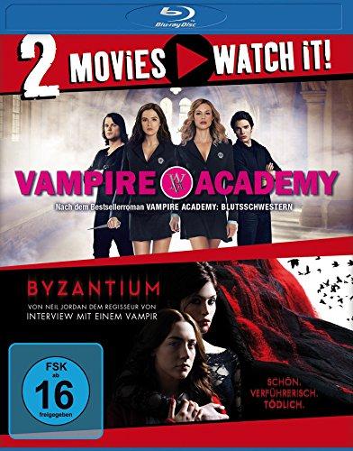 Vampire Academy/Byzantium [Blu-ray] Preisvergleich
