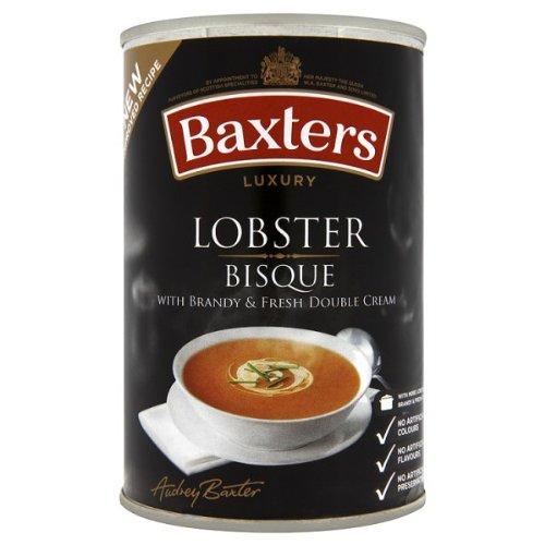 Baxter Lujo sopa de langosta 1 x 400g