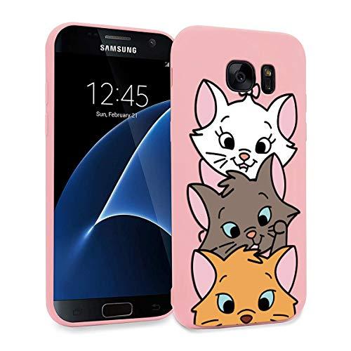 Beauty-Me ofrece a sus clientes los mejores productos de calidad de Fundas de protección, accesorios electrónicos, nuestro objetivo es la satisfacción del cliente al 100%.  Este Samsung Galaxy S7 Edge TPU Carcasa Funda se Hecho de material líquido de...