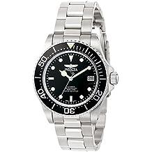 Invicta 8926OB - Reloj unisex color negro / plateado