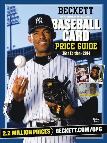 Baseball Card Price Guide (Beckett Baseball Card Price Guide) (2014-02-11) (Beckett Baseball Card Price Guide)