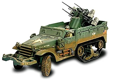 Forces of Valor 1/32 U.S. M16 Multiple Gun Motor Carriage Normandy 1944 # 81024