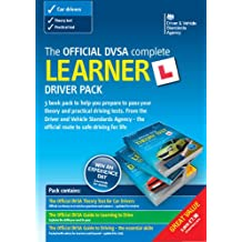 DVSA Official 2015 Complete Learner Driver Pack Books