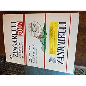 Lo Zingarelli 2007. Vocabolario della lingua itali