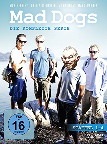 Mad Dogs - Die komplette Serie [7 DVDs]
