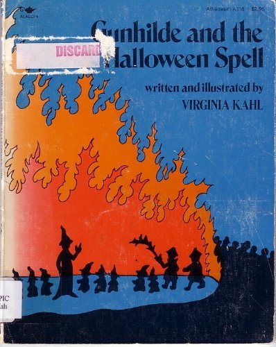 loween Spell by Virginia Kahl (1981-03-01) ()
