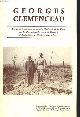 Georges Clemenceau : Exposition du cinquantenaire, Palais des beaux-arts de la Ville de Paris, Muse du Petit Palais, 15 novembre 1979-6 janvier 1980