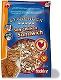 Bild: Nobby Starsnack Soft Chicken Sandwich 8er Pack 8 x 85 g