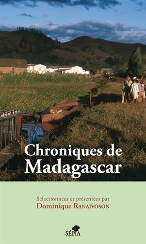 CHRONIQUES DE MADAGASCAR par RANAIVOSON DOMINIQUE