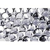 Aqualinos, Gelkugeln 8-12mm. 15 g. für 1,5 Liter Deko. Farblos NATUR