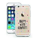 Carcasa Fundas iPhone 7 plus, TPU Silicona Flexible Transparente para iPhone 6 plus/6s plus Cover protectora para iPhone SE / 5S y iphone 7/ 6 /6s Cubierta Qissy® (iphone SE 5s 5 4.0', 2)