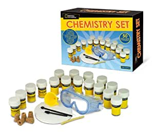 National Geographic New Chemistry Set