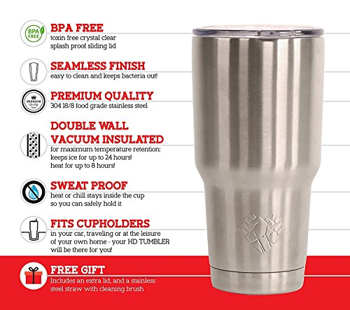 Simple Modern 30oz Cruiser Tumbler with Clear Flip Lid Gifts for Men Women Dads Coffee Travel Tumbler Stainless Steel Michigan State Spartans