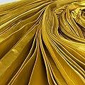 Tradico® Exotic Women's Shining Belly Dance Costume Fancy Dress Wings Dancewear Gold