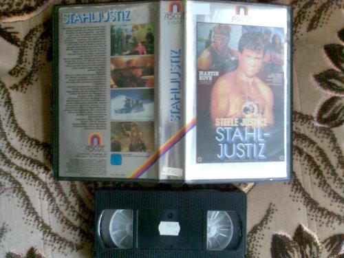 Bild von Stahljustiz [VHS]