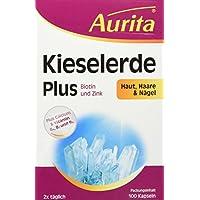 Aurita Kieselerde Plus 100 Kapseln, 1er Pack (1 x 36,5 g)