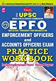 UPSC EPFO ENFORCEMENT OFFICERS ACCOUNTS OFFICERS EXAM, PRACTICE WORK BOOK -ENGLISH - 1696