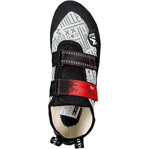 MILLET - Easy Up, Pantofole Uomo schwarz/grau/rot