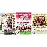 Die wilden Hühner - 1-3 - alle Filme im 3DVD Set
