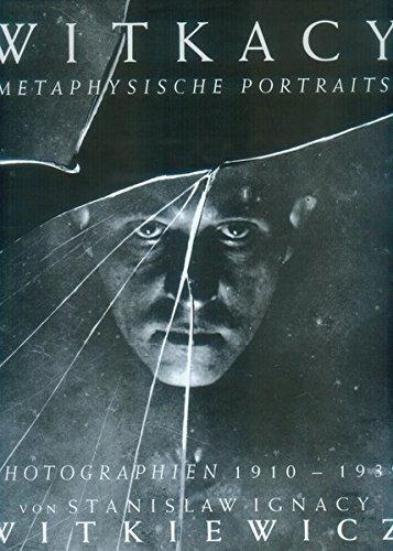Halle Portrait (Witkacy - Metaphysische Portraits: Photographien 1910-1939)