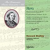 Herz:Piano Concerto 2 [Howard Shelley; Tasmanian Symphony Orchestra] [HYPERION: CDA68100]