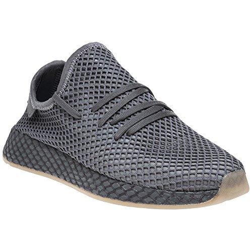 adidas Basket DEERUPT Runner - CQ2627 - Age - Adulte, Couleur - Noir, Genre - Homme, Taille - 46