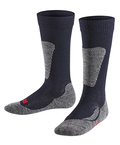 FALKE Kinder Ski Socken Active Ski, Wollgemisch, 1 Paar