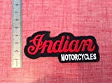 Toppe aufnaher toppa - INDIAN MOTORCYCLES 2 - thermocollant