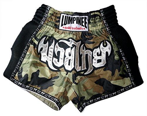 Lumpinee Camo RETROCAMOUFLAGE Army Men Muay Thai Kick