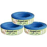 Angelcare 180400-3n 3 Nachfüllkassetten, blau