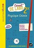 Physique chimie 2de - Éd. 2019 - Carnet de labo...