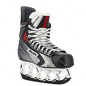BAUER Vapor X60 Eishockey Schlittschuhe mit t´blade Kufe – Größe 7 (EU 42)
