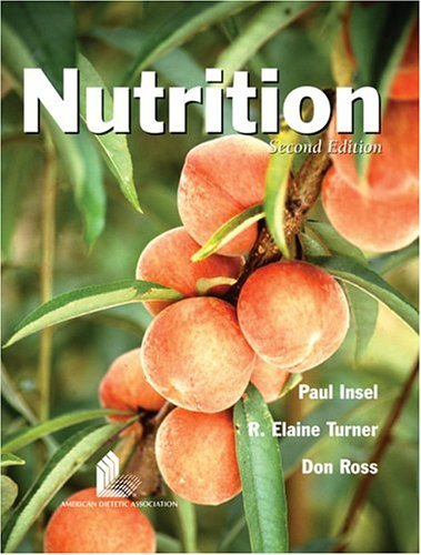 Nutrition by Paul M. Insel (2004-04-02)
