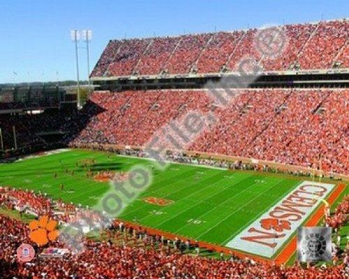 Memorial Stadium 2006 - Clemson University Photo Print (27,94 x 35,56 cm) Clemson University Prints