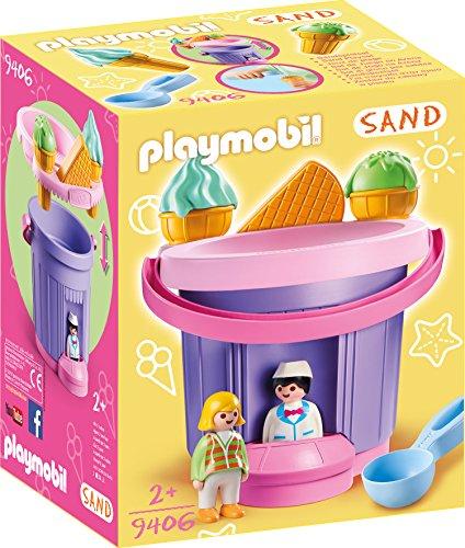 Playmobil 9406 - Sandeimerchen Eisdiele Spiel